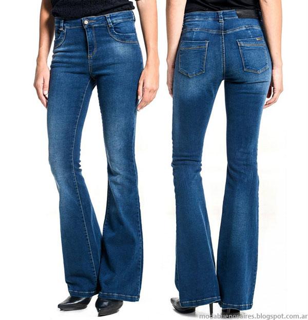 Markova otoño invierno 2015 jeans.