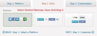 How to Add ShareThis Widget to Blogger