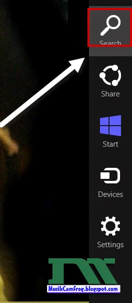 cara melihat spesifikasi windows 8