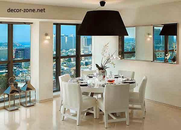 Round Dining Room Lighting Ideas