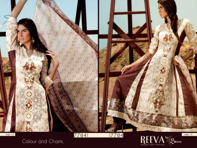 Designer Lawn Summer Collection