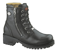 Harley Davidson Boots Ladies