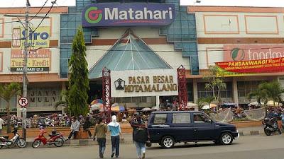 wisata belanja di Malang