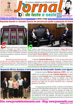 Jornal de Leste a Oeste