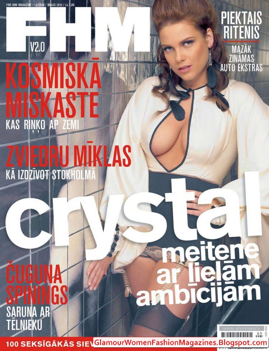 Loading latvian women magazine lilit Salone Today