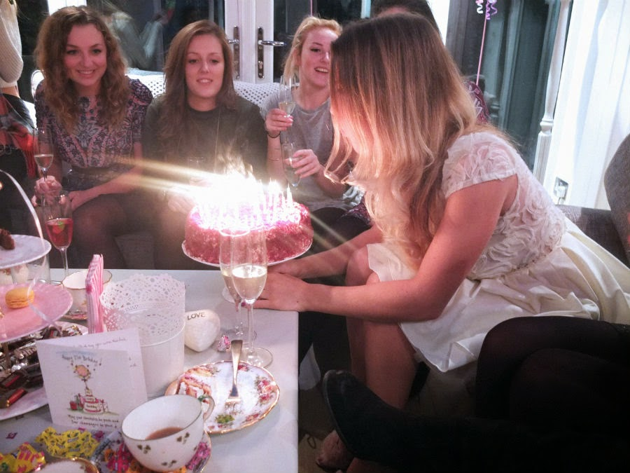 My 21st Afternoon Tea Party ♡