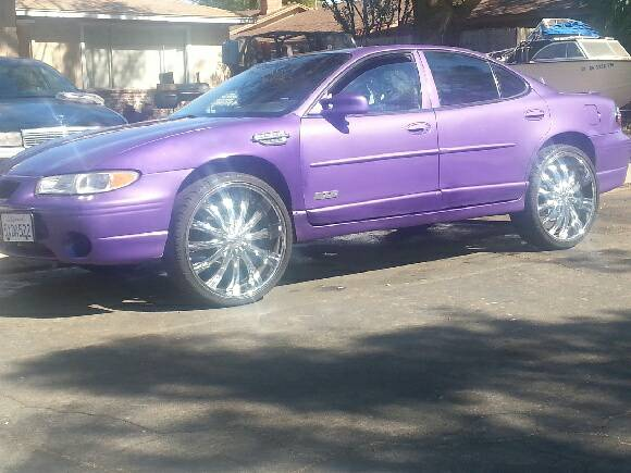 Daily Turismo K Loony Labor Donk A Buick And A Pontiac