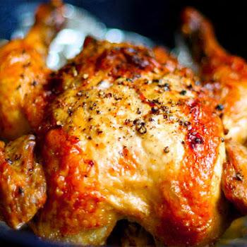 Το τέλειο ψητό κοτόπουλο