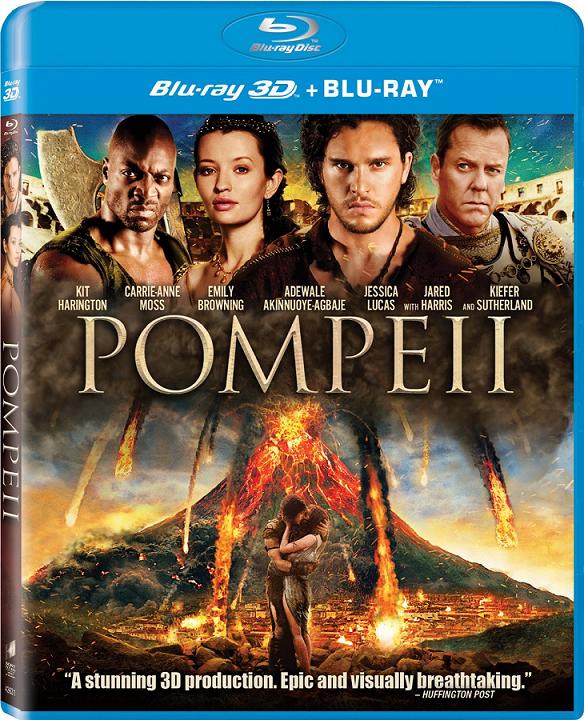 Solo Audio Latino Pompeii (Pompeya)(2014) AC3 2.0 238MB
