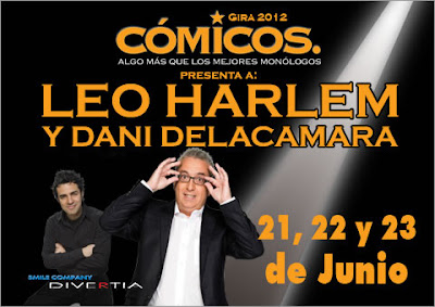 Leo Harlem y Dani Delacámara