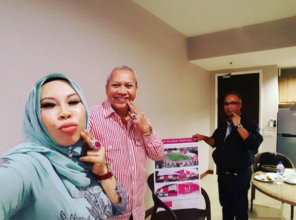 PANAS! Dato Seri Vida Beri Amaran Keras Buat Individu CIPLAK Jersi Baharu Kelantan