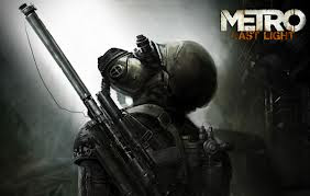 Metro: Last Night, the game is much more dangerous and dynamic time: shooting, mutants, explosions