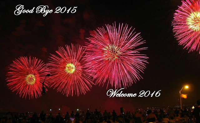 Bye 2015 Welcome 2016 Images