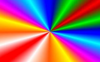 Rainbow-Colour Wallpaper