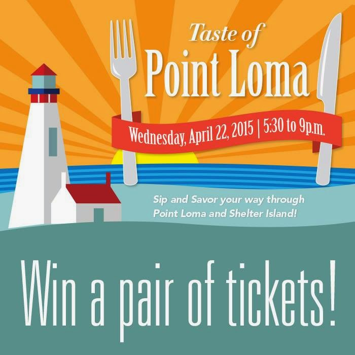 Win 2 Tickets to Taste of Point Loma
