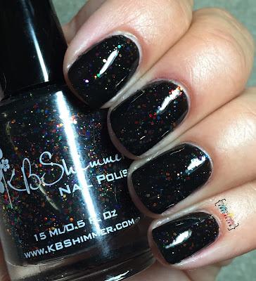 KBShimmer Dark & Twisty