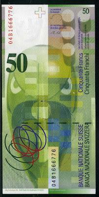 Switzerland 50 Franken