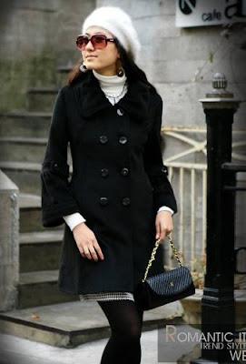 casaco de inverno feminino, casaco de inverno feminino preto
