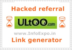 www.infoexpo.in -- Ultoo hacked referrer link generator.
