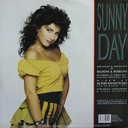 Adriana - Sunny Day (Maxi)