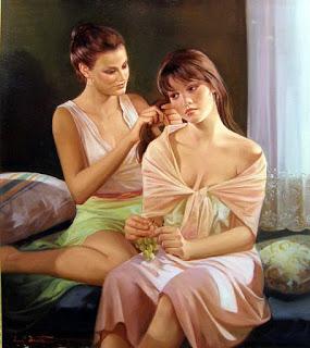 Artistico Desnudo Femnino