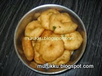 Meduvadai is made on festive days like Ganesh Chturthi,Gokulashtam