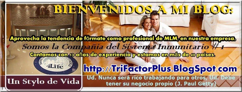 STYLO4LIFE Potencia tu SISTEMA INMUNITARIO con los Factores de Transferencia (Transfer Factor)