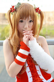 X-Mas Cosplay by Busu Kawaii