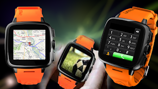 Intex iRist Smartwatch defines attitude is everything