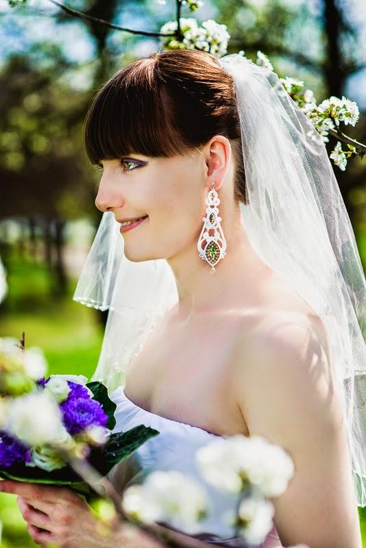 Biżuteria ślubna projektowana