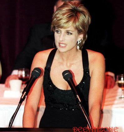 Rambut Ikonik Lady Diana