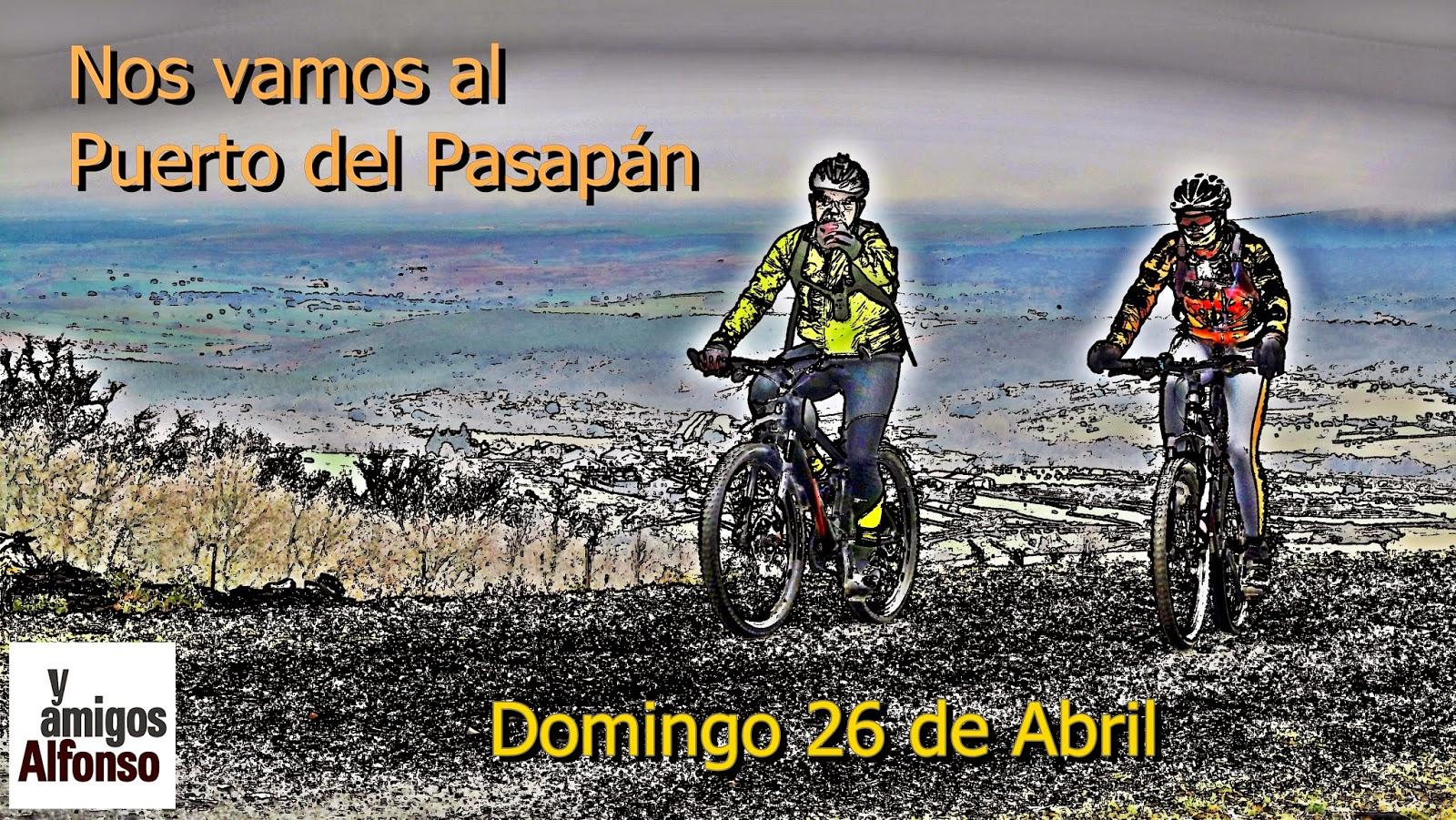 Puerto del Pasapán - AlfonsoyAmigos