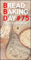 Bread Baking Day #75
