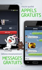 Line Appel & message For Android 2014