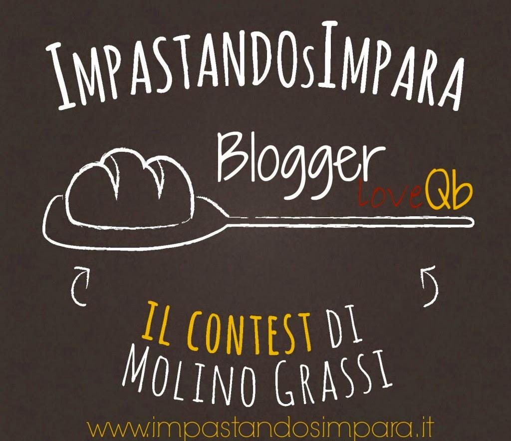 """Ho partecipato al Contest: """"IMPASTANDOsIMPARA"""" di Molino Grassi"""