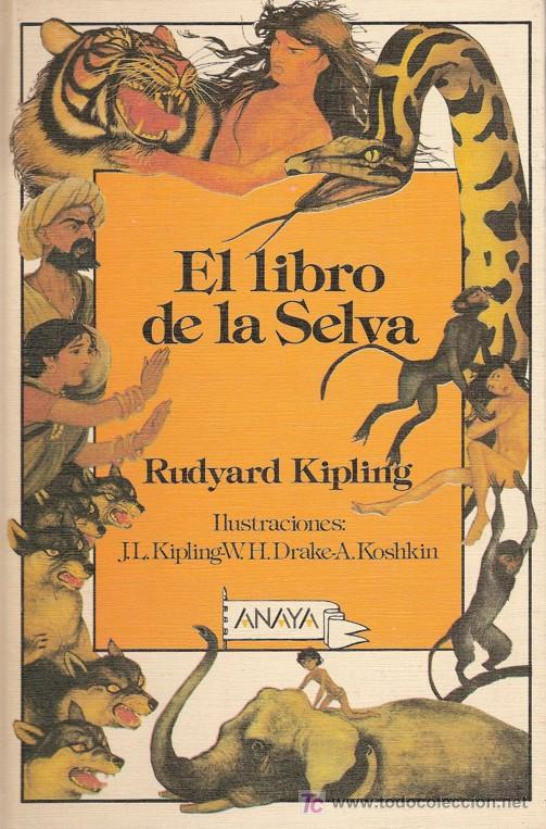 libro selva letra: