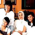 The Music Family, Ikang Fawzi, Marissa Haque, Isabella Fawzi, Chikita Fawzi