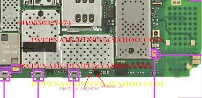 Nokia C5-03 vibration only no power on problem, C5-03 power solution.