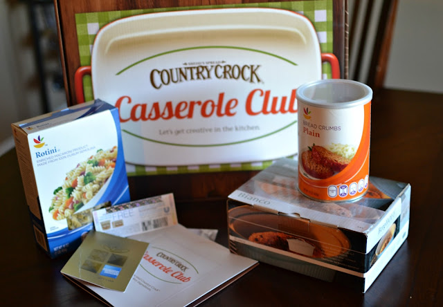 #CountryCrockCasserole Giveaway