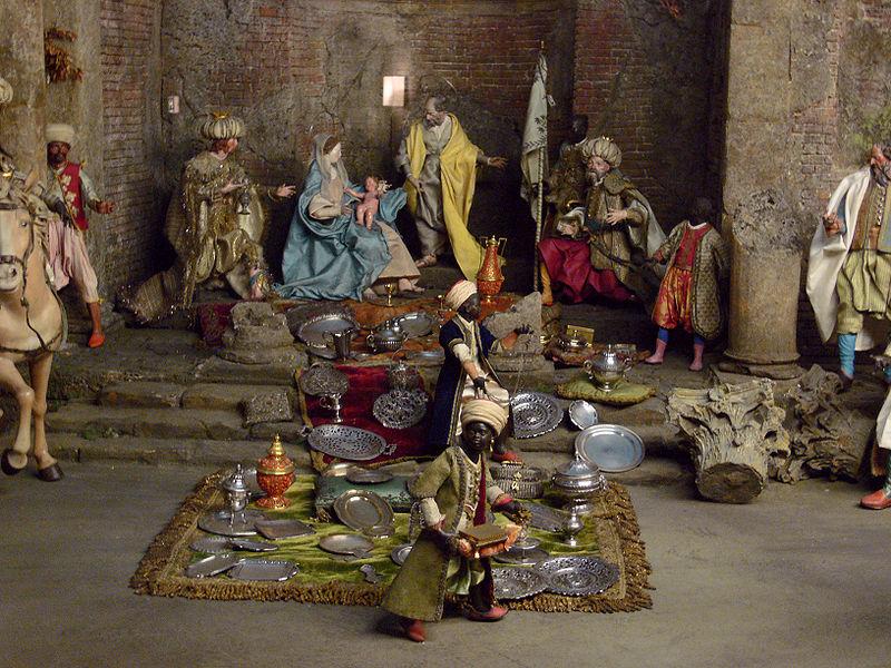 Naples magic and secular neapolitan christmas nativity traditions