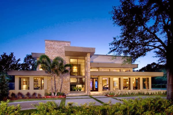 Sophisticated modern dream home in Winter Park