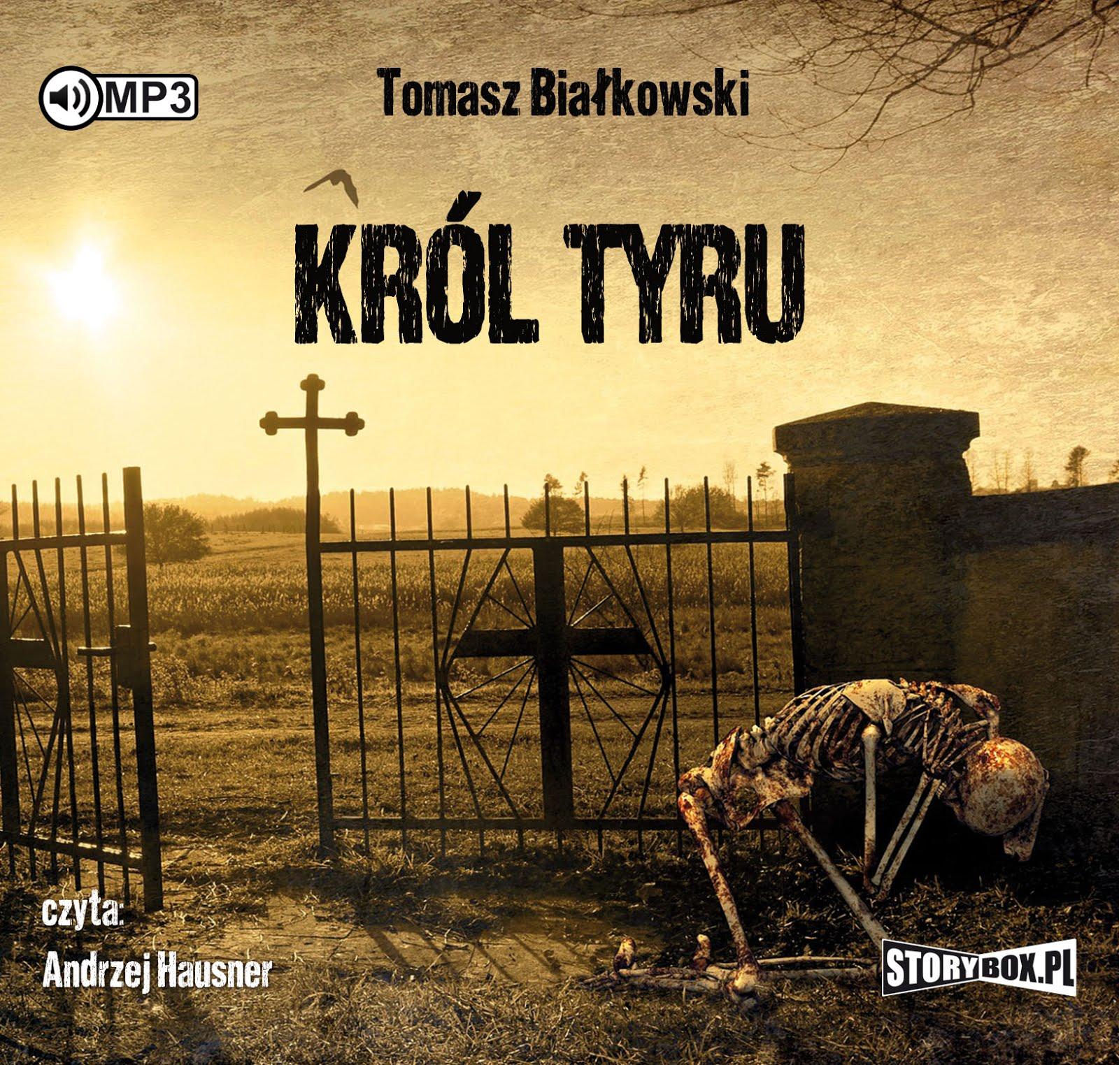 """Król Tyru"" [audiobook] 2018"
