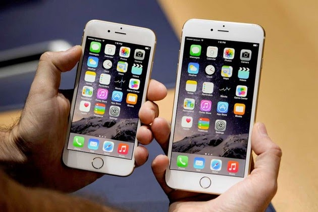 Apple iPhone 6 and iPhone 6 Plus against the World