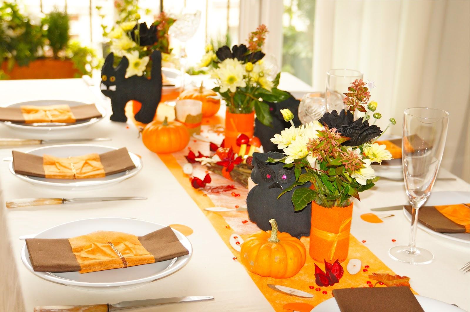 ma boutique déco table - décoration de table: Halloween