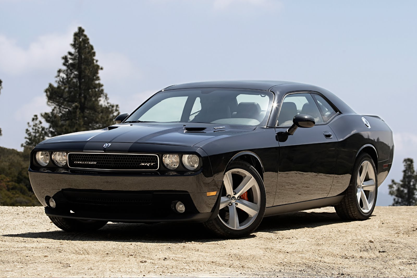 Dodge Challenger Hd Wallpaper Hd Car Wallpapers