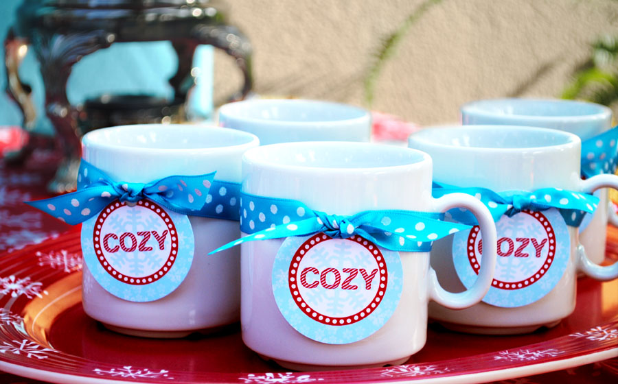 Party ideas winter onederland birthday party kara s party ideas