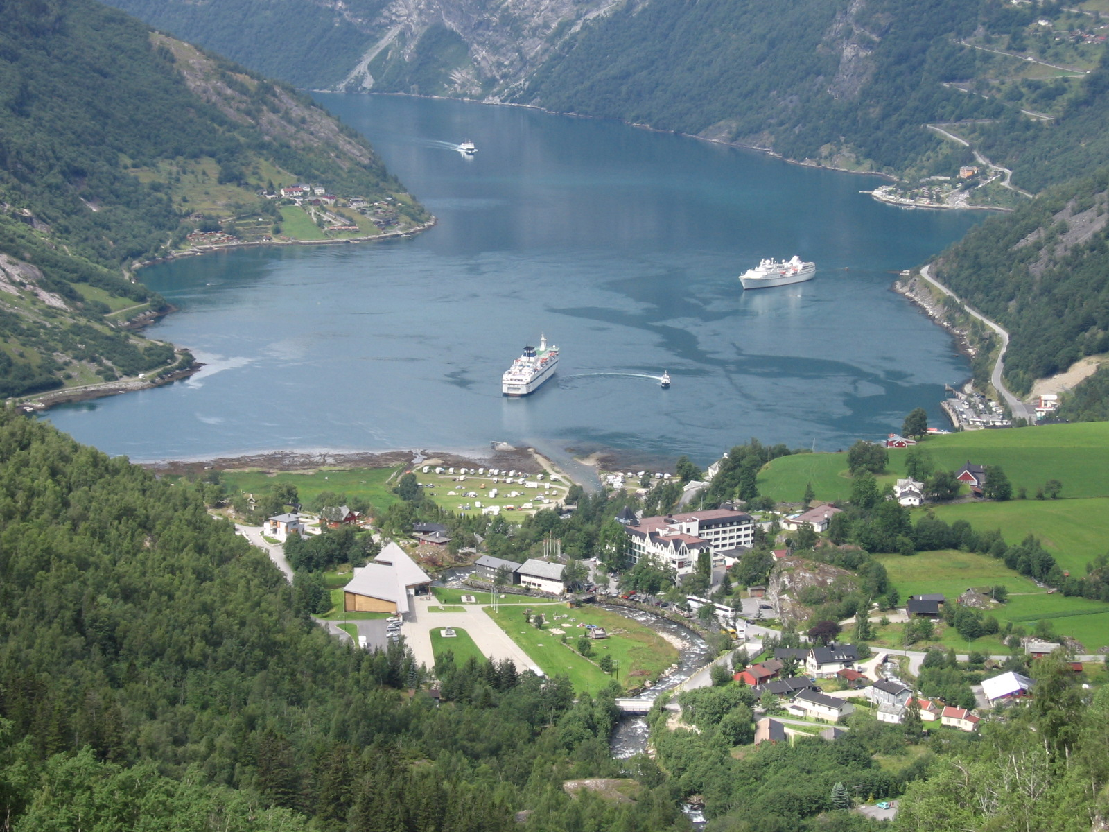 Travel for Everyone: (Norway) – Visit The Geirangerfjord