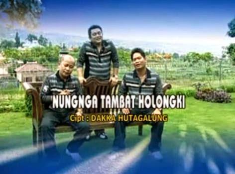 Simenstra Trio - Nungnga Tambat Holongki