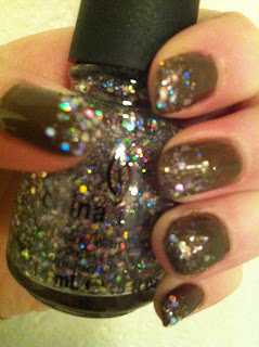 Nailpoliah techno China glaze