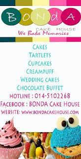 Bonda Cake House